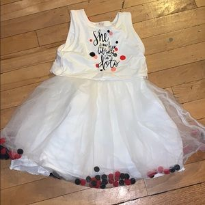 Disney tutu dress Minnie Mouse Disney 4t